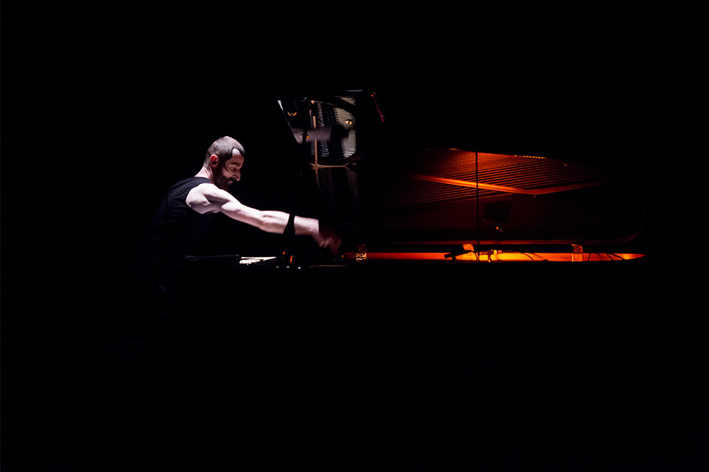 Spectacle Revue macabre - Aurelien Richard- photo Alain-Monot