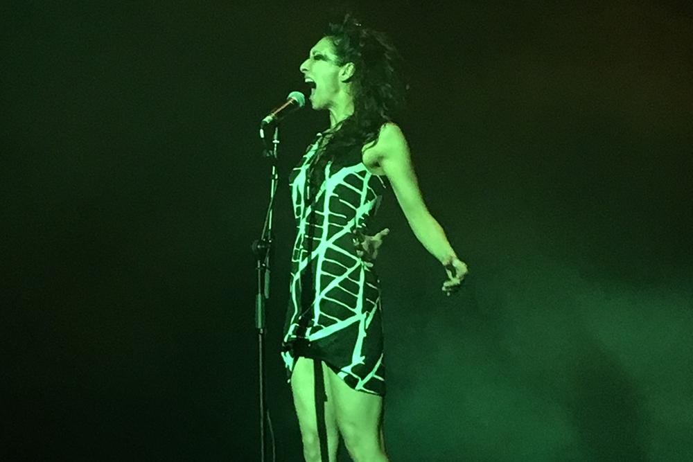 spectacle ENFER Aurelien Richard compagnie Liminal - Yasminee Lepe