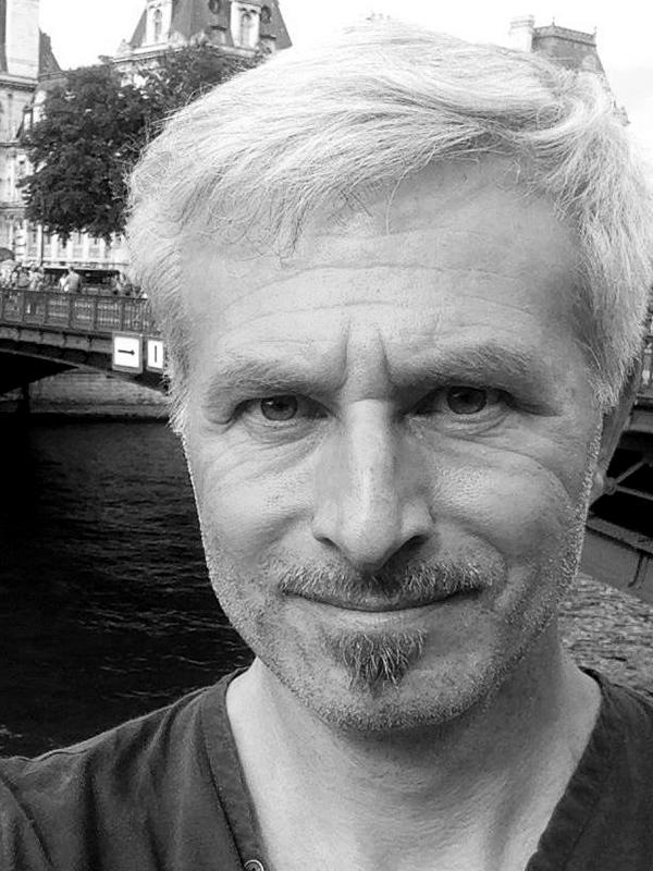 Gilles Richard - Régisseur général / Créateur lumière et collaborateur d'Aurélien Richard