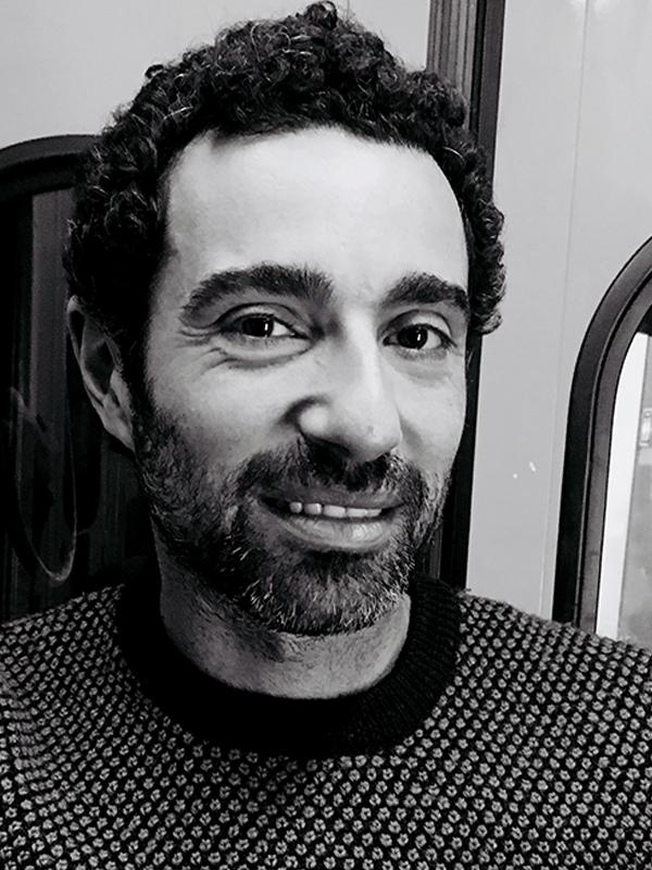 Philippe Lebhar - Danseur et collaborateur d'Aurélien Richard