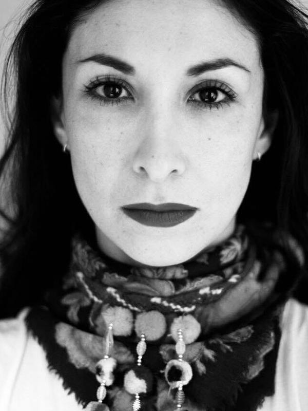Yasminee Lepe - danseuse et collaboratrice d'Aurélien Richard