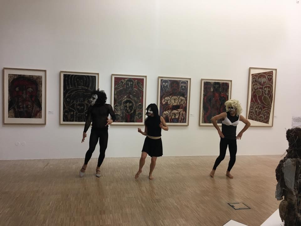 Lille Arts Métropole : les Numéros macabres envahissent la rétrospective Michel Nedjar