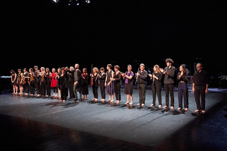 TEMPO au Théâtre de LAVAL : création et formation